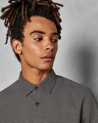 Ted Baker WAPPING Textured shirt