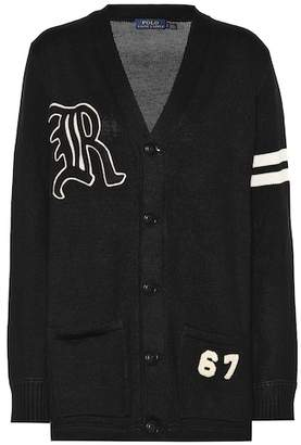 Polo Ralph Lauren Cotton V-neck cardigan