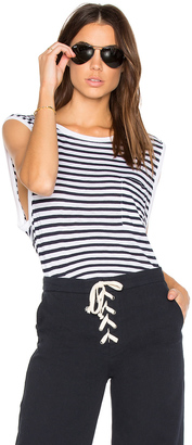 Splendid French Stripe Tank $54 thestylecure.com