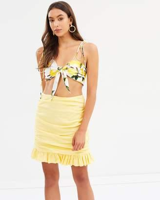 Wild At Heart Mini Skirt