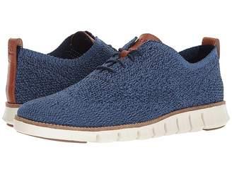 Cole Haan Zerogrand Stitchlite Oxford Men's Plain Toe Shoes