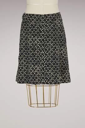 A.P.C. Sasha short skirt