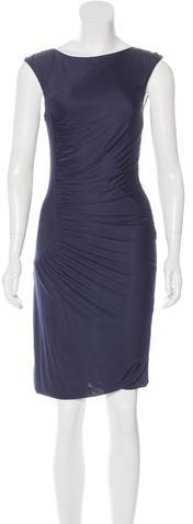 Emilio Pucci Emilio Pucci Sleeveless Sheath Dress