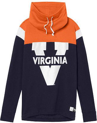 Victoria's SecretVictorias Secret University Of Virginia Cowl Pullover