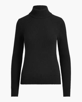 Ralph Lauren Lofty Cashmere Turtleneck Sweater