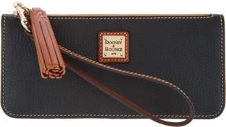 Dooney & Bourke Pebble Leather Tatum Wristlet