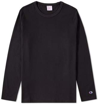 Champion Reverse Weave Long Sleeve Classic Tee