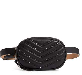 Rebecca Minkoff Montse Quilted Leather Belt Beg