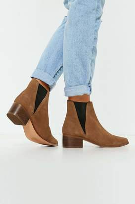 Next Womens Missguided Suede Chelsea Boots