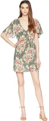 Billabong Fine Flutter Dress Women's Dress