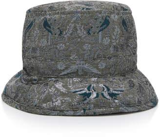 Anna Sui Garden of Eden Jacquard Hat