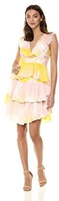 Cynthia Rowley Women's Jetset Pineapple Dress