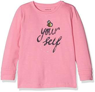 Name It Baby Girls' Nbfermona Ls Box Long Sleeve Top
