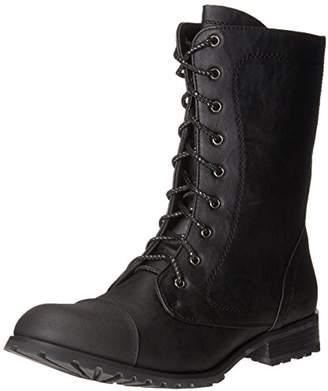 Gia Mia Dancewear Women's Classic Combat Boot
