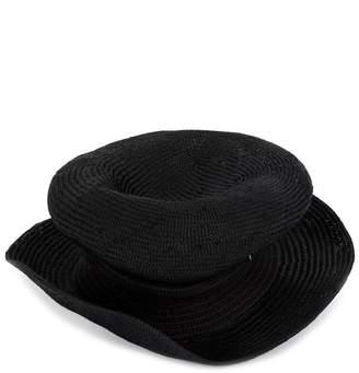 Horisaki Design & Handel deformed hat