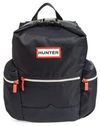 Hunter Mini Top Clip Nylon Backpack