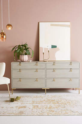 Anthropologie Ingram Six-Drawer Dresser