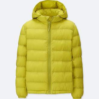 Uniqlo Boy's Light Warm Padded Parka