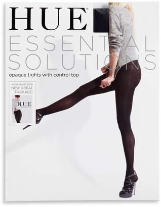 Hue Opaque Control Top Tights