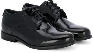 Stefano Ricci Kids classic lace-up shoes