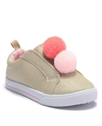Osh Kosh OshKosh Adella Pom Pom Sneaker (Toddler & Little Kid)