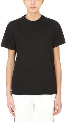 Golden Goose Side Color Block Zip T-shirt