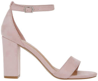 Miss Shop Madison Blush Sandal