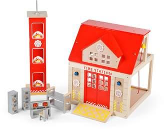 Tidlo Fire Station Set.