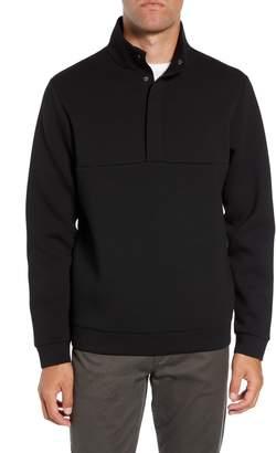 Calibrate Snap Neck Fleece Pullover