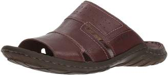 Josef Seibel Men's Logan 38 Slide Sandal