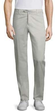 Kiton Classic Straight-Fit Pants