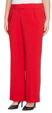 Tahari Arthur S. Levine Bi-Stretch Suit Pants