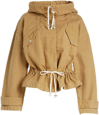 Etoile Isabel Marant Lagilly Cotton Jacket
