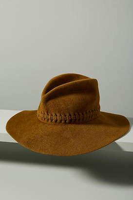 Lola Hats Fretwork Fedora