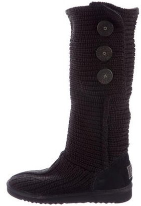 UGG Australia Cardy Knee-High Boots $85 thestylecure.com