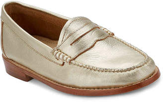 G.H. Bass & Co. & Co. Whitney Weejuns Leather Penny Loafer - Women's