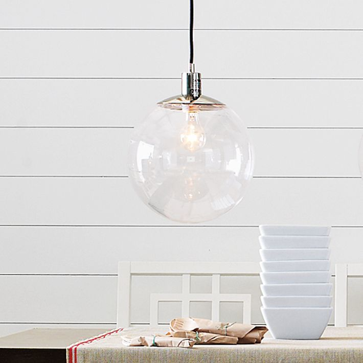 Get The Look Overscale Lighting: Get The Look: Schoolhouse Style