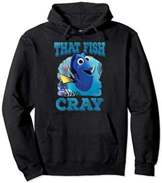 Disney Pixar Finding Dory That Fish Cray Graphic Hoodie