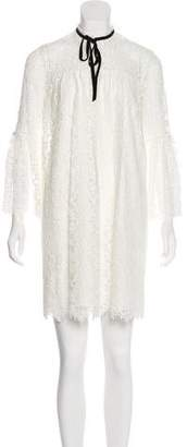 Temperley London Lace Mini Dress