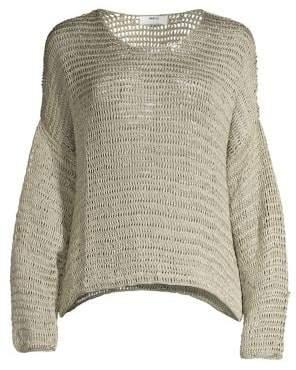 Mikoh Sakai Knit Long-Sleeve Top