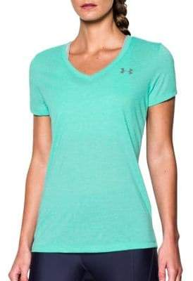 Under Armour Threadborne Train Twist V-Neck Tee