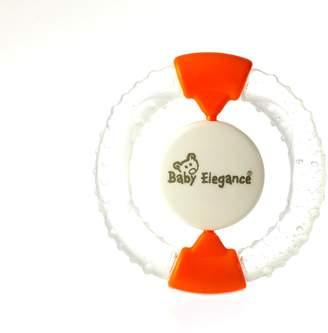 Baby Elegance Spinner Gel Filled Soother (Orange)