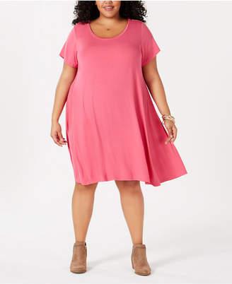 Style&Co. Style & Co Plus Size A-Line Dress