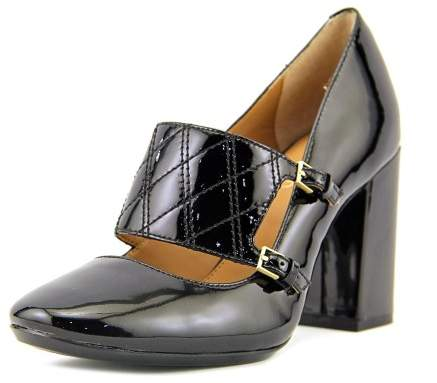 Calvin Klein Casilla Women US 9.5 Black Mary Janes
