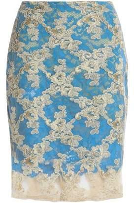 Marques Almeida Marques' Almeida Layered Corded Lace Skirt