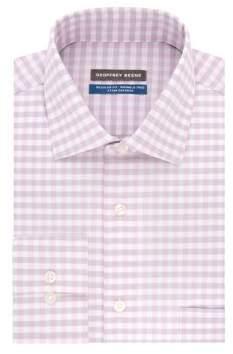 Geoffrey Beene Regular-Fit Tek Check Dress Shirt