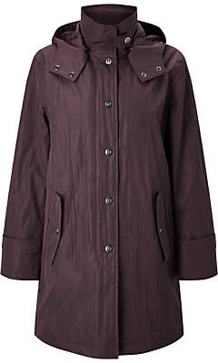 Four Seasons Hooded Caban Coat