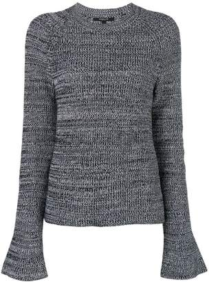 Derek Lam bell-sleeve sweater