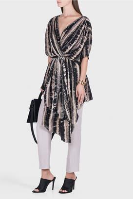 Laura Siegel Shibori Kimono Tunic