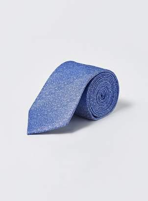 Topman Blue Speckle Tie